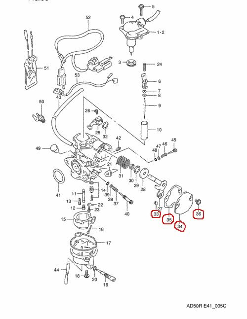 Suzuki Mollet FA14B крадуны сняли ЗЧ, помощь в определении украденных деталей