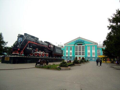 г. Кемерово. Вокзал