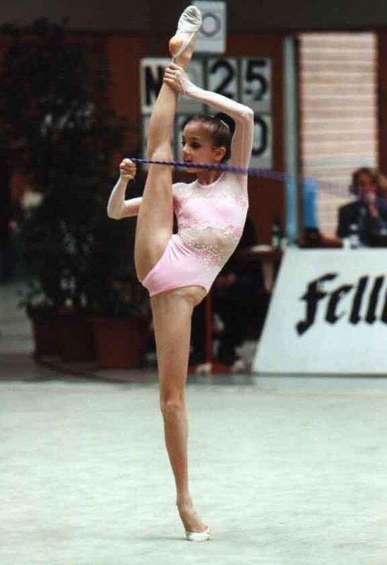 Художественная гимнастика эротическое фото и видео фото 107-685