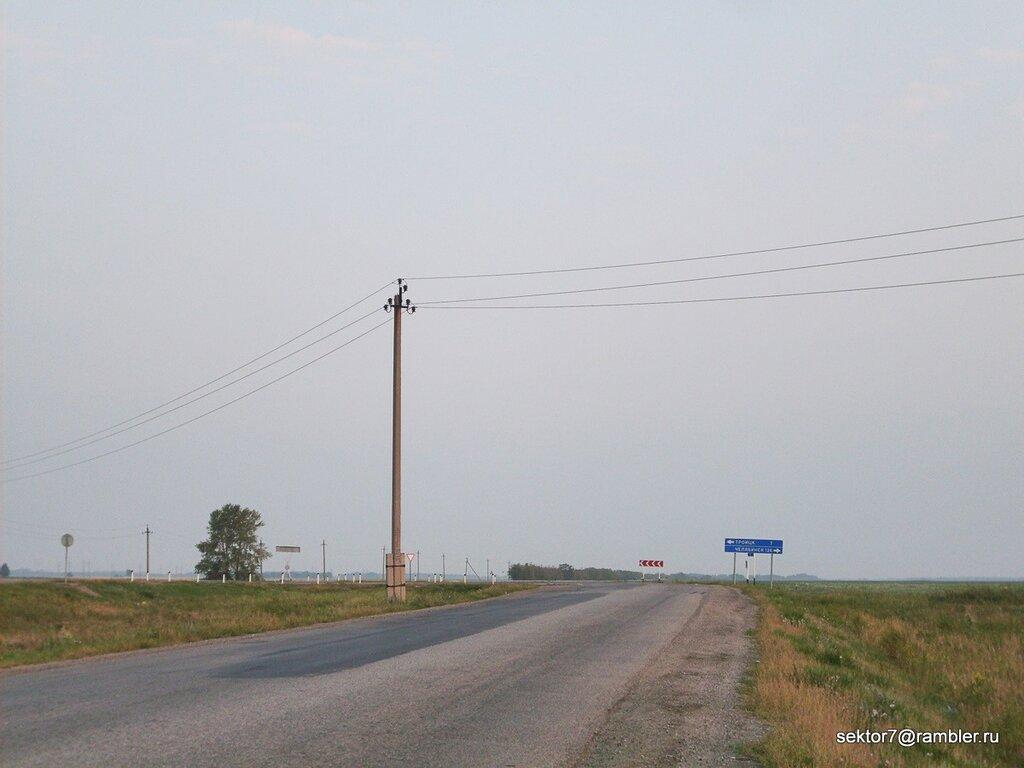 Поездка за грибами на велосипеде (02-08-2010) (68 км)