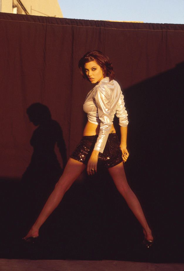 модель Анджелина Джоли / Angelina Jolie, фотограф Marcel Indik