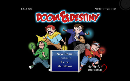 Download Doom & Destiny