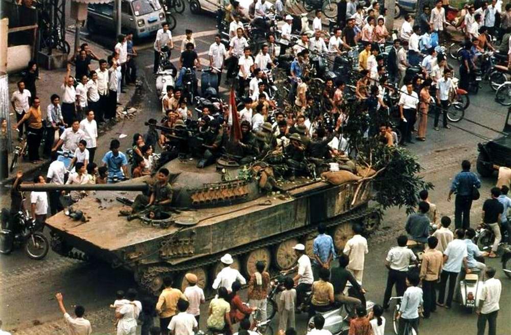 Освобождение Сайгона: как это было! К 40-летию со Дня Победы Вьетнама (США) (34)