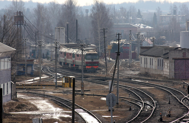 БЧшные ТЭП70 в Новосокольниках