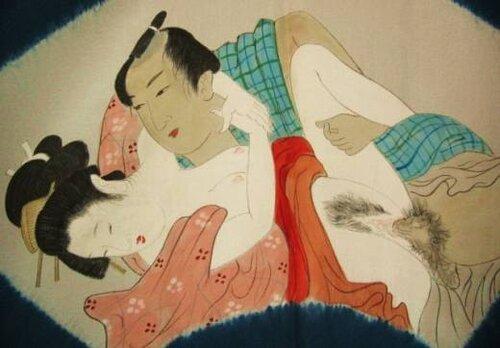 春画 Сюнга.