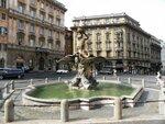 Фонтан Тритона, Рим
