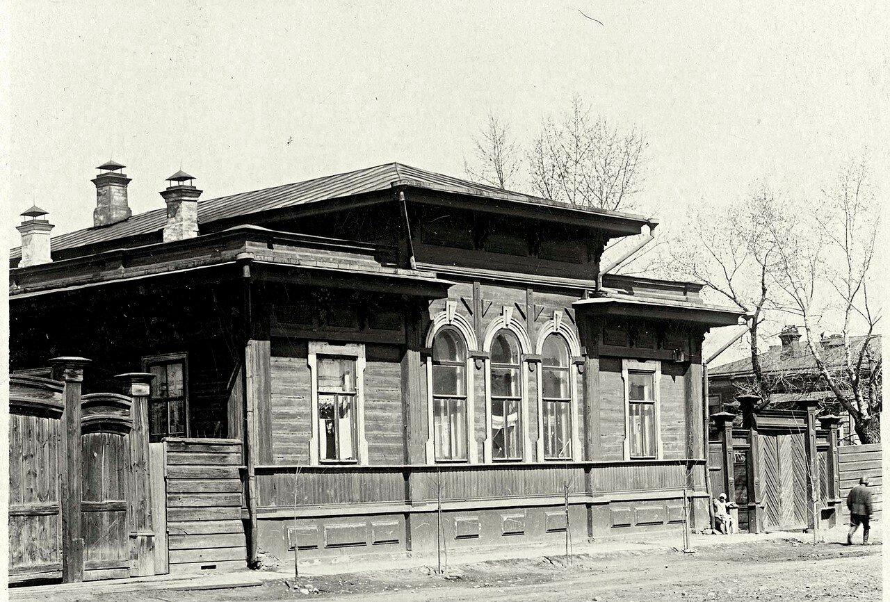 Жилой дом чиновника Фон Эзерского