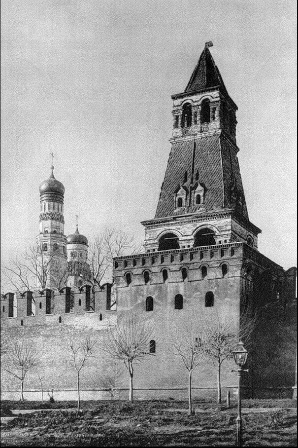 549. Безымянная башня