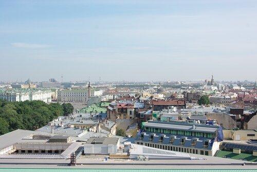 Москвичи в Питере