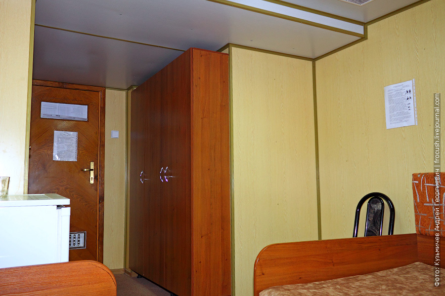 каюта №111 на главной палубе