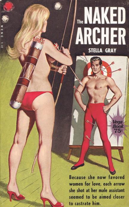 The Naked Archer, Vega Books, 1966.jpg