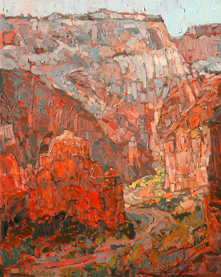 Once upon a time in the West, Erin Hanson.png