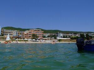 Свети Влас пляж