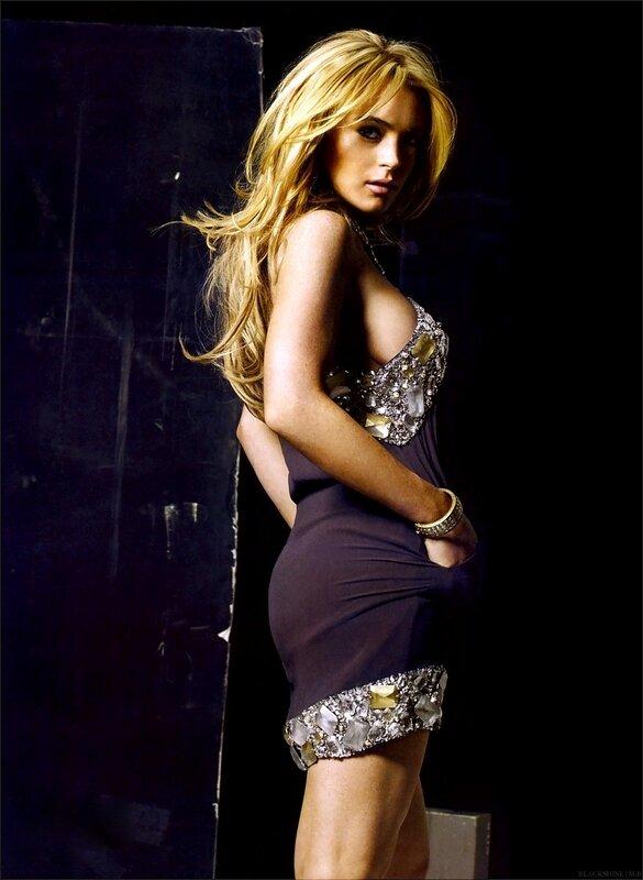 Линдси Лохан (Lindsay Lohan) 2007