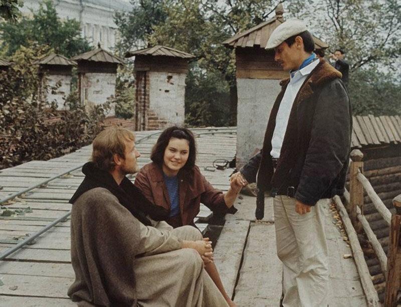 На съёмках фильма «Андрей Рублёв».jpg