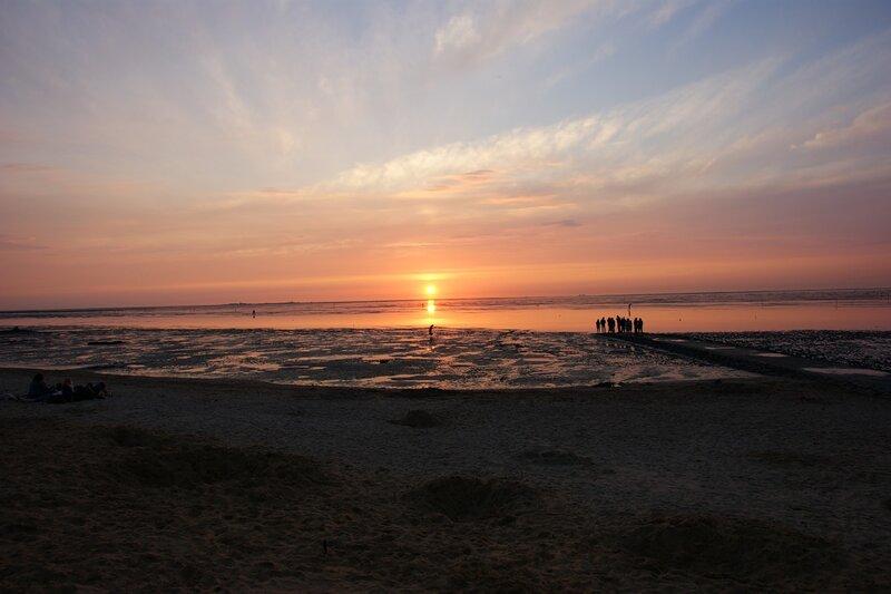 Солнце утонуло в море