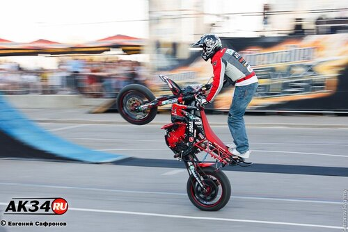 Adrenalin Rush FMX в Волгограде