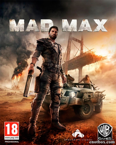 Mad Max [v 1.0.1.1 + DLC's] (2015) PC | RePack от R.G. Механики