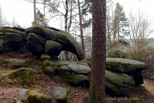 шарташские каменные палатки
