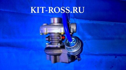 Турбина Турбокомпрессор JP60S Фав 1041 FAW 1041 5 отверстий двигатель CA4D32-09 1118010-X3