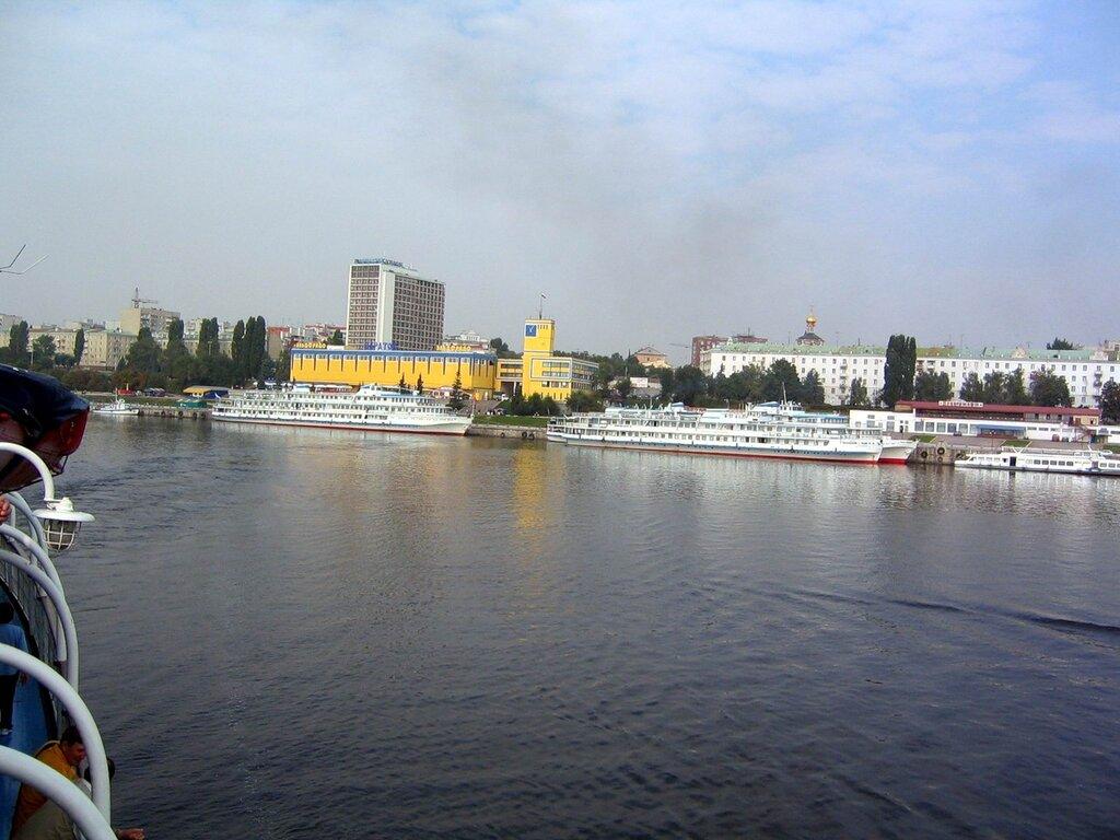 Круиз Пермь-Астрахань