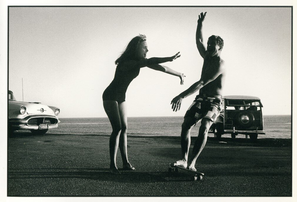 Elliott Erwitt. Pacific Palisades, 1964