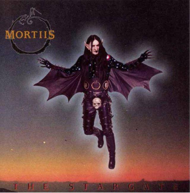 Альбом The Stargate группы Mortiis.
