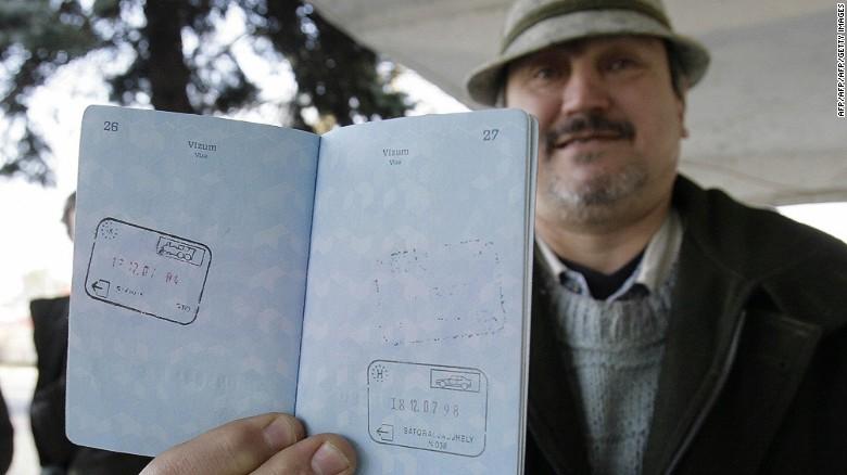 Список лучших и худших паспортов для путешествий (13 фото)