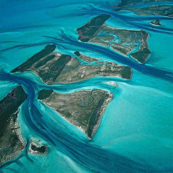 9. Район Эксума, Багамы