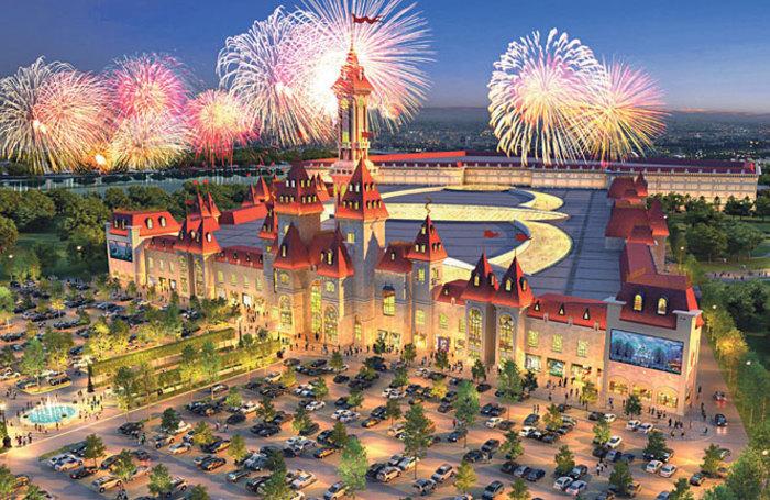 Парк «Остров мечты» будет новейшей культурной достопримечательностью русской столицы