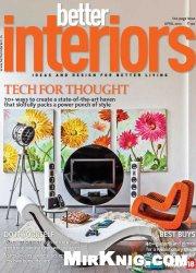 Журнал Better Interiors Magazine April 2014