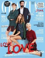 Журнал Grazia Italy - 19 Novembre 2014