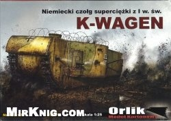 Журнал Orlik 077 №3 2011 - K-Wagen.