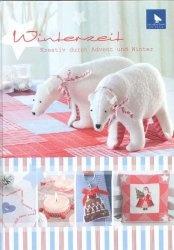 Журнал Winterzeit. Kreativ durch Advent und Winter