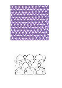 узоры и схемы для вязания шалей крючком, стильное вязание спицами схемы.