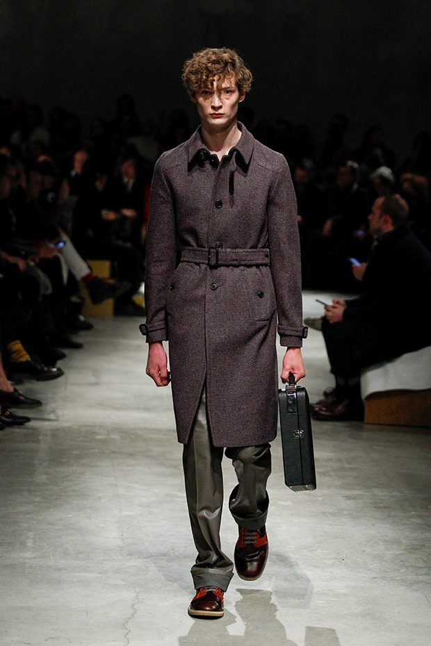 #MFW PRADA Autumn Winter 2017/18 Menswear Collection
