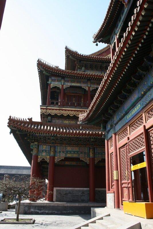 Пекин, Храм Юнхэгун