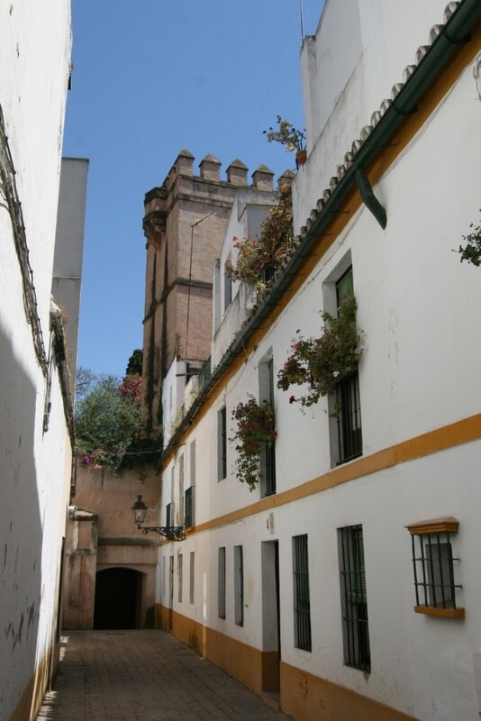 Севилья, Calle Juderia