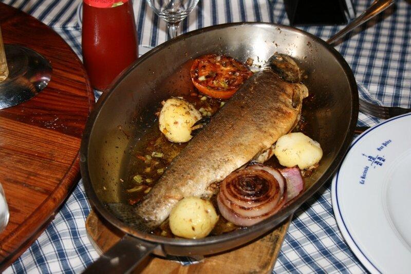Обед в Эль Монастерио
