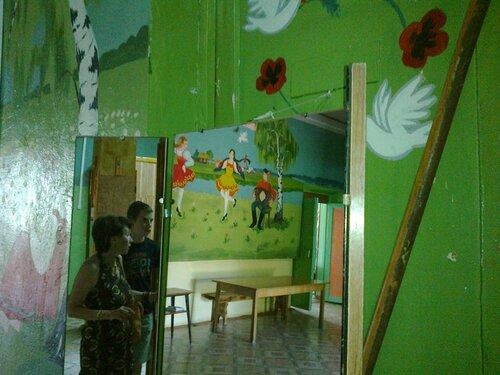 Музей кирилловской гармошки, село Волокославинское