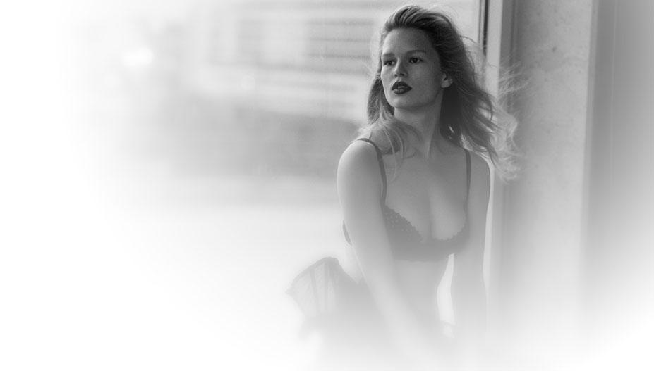 Анна Эверс / Anna Ewers by Peter Lindbergh for Vogue Germany march 2015