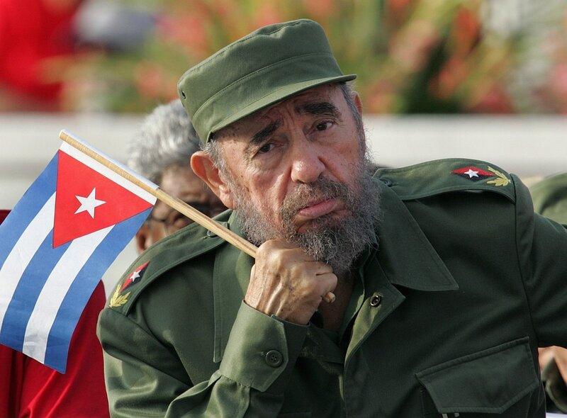 Фиделю Кастро — 85 лет