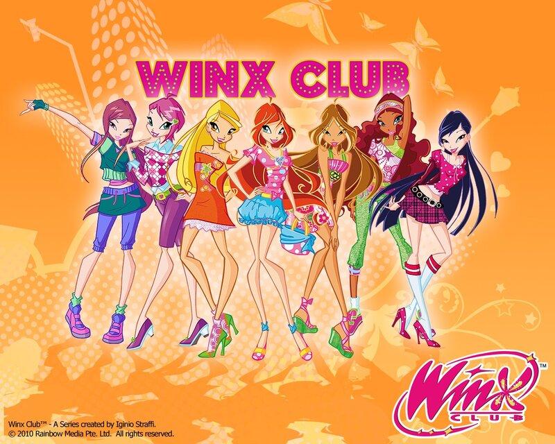 Игра макияж для 1 сентября и winx club конкурс