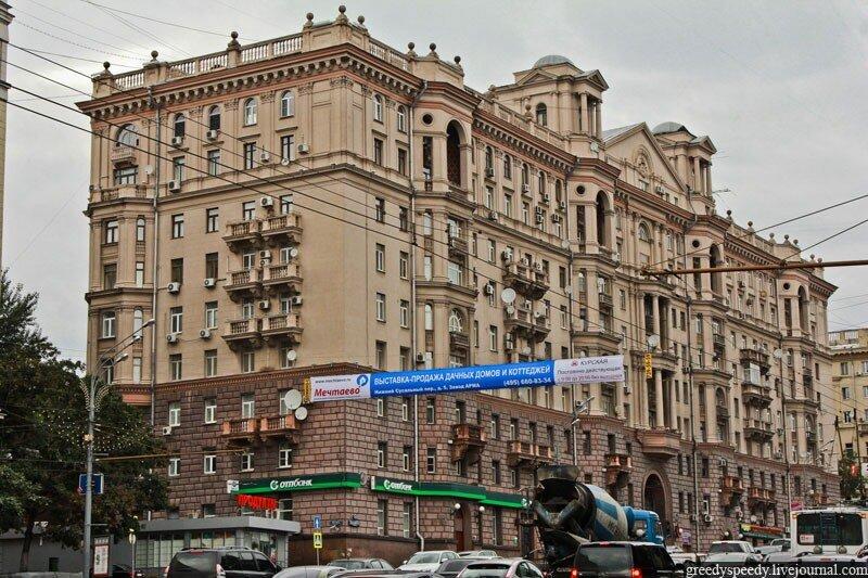 Москва. Земляной вал, дом 46