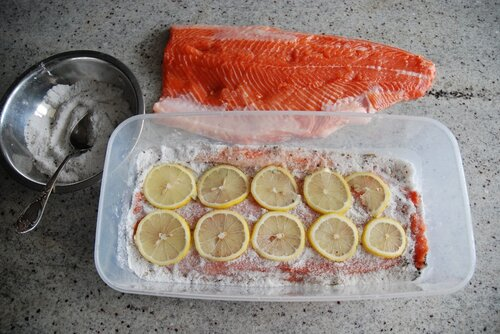 Как засолить красную рыбу с водкой в домашних условиях - Sort-metall.ru