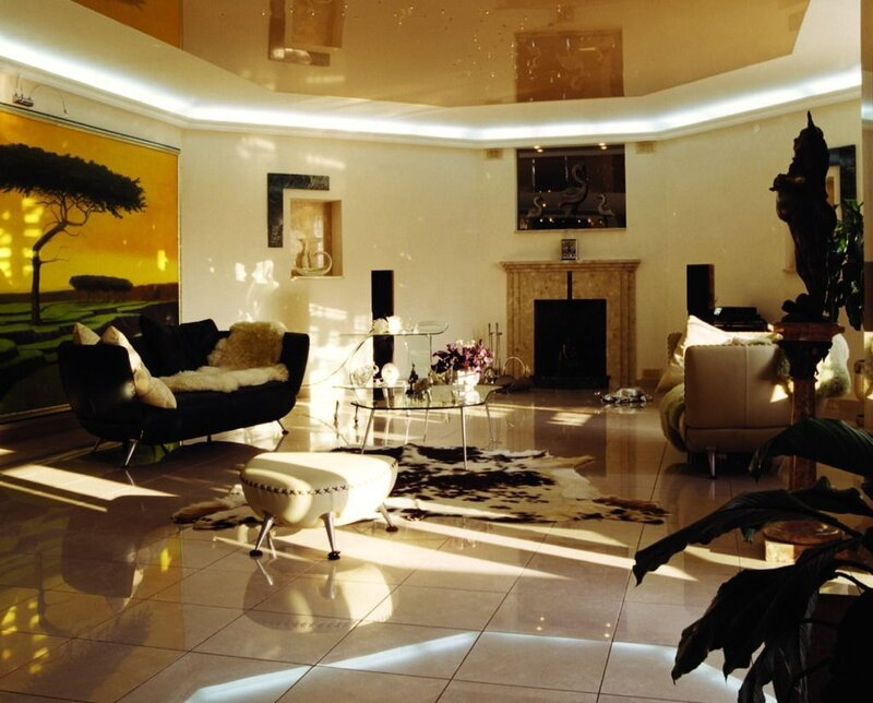 Дизайн Гостиной комнаты 11010001 в стиле Арт деко (Ар деко)