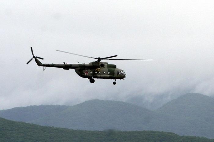 Морская авиация Тихоокеанского флота проводит полеты над морем