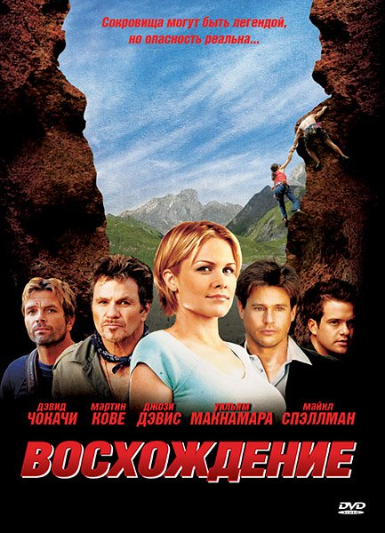Восхождение / The Ascent (2010/DVDRip/1.45Gb/700Mb)