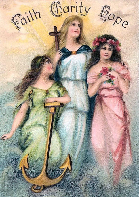 Victorian Angels Fairies