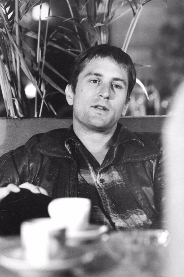 1977. Роберт Де Ниро